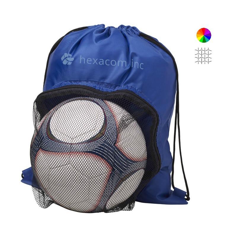 Doro4u Nl Printed Or Non Goal Soccer Drawstring Bag