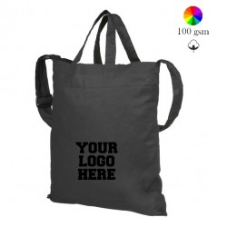Verona Cotton Tote, many colors, 38x42 cm