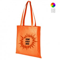 Zeus non woven convention tote, many colors, 40x38.1 cm