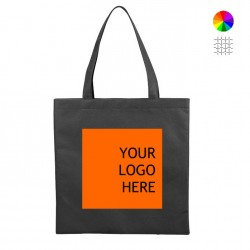 The non woven Small Zeus Convention Tote, 34,2x35,5 cm