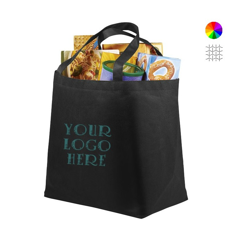 Maryville non woven shopper, many colors, 33x20.3x50.8 cm