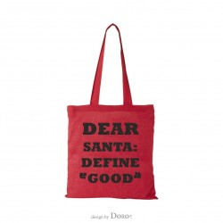 Cotton tote Christmas 8 design + your logo for FREE*