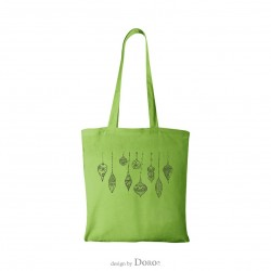 Cotton tote Christmas 13 design + your logo for FREE*
