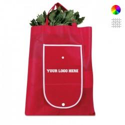 Foldonova opvouwbare polyester boodschappentas