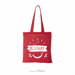 Shopping bag with holiday 4 design