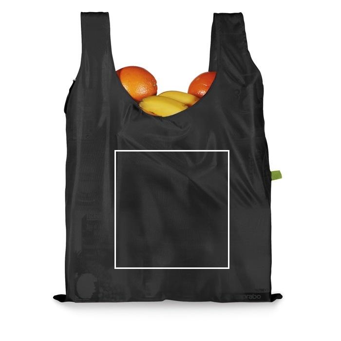 Minimax opvouwbare draagtassen met print