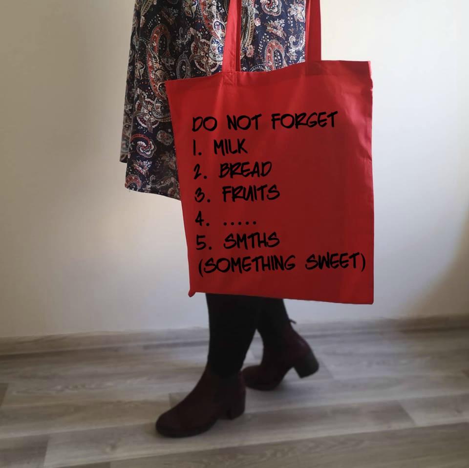 cotton bag / katoenen tas